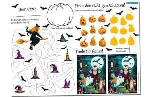 halloweenparty kinder